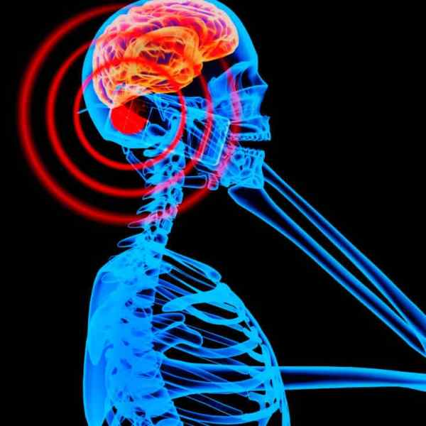 dangerous effect of cell phone radiation