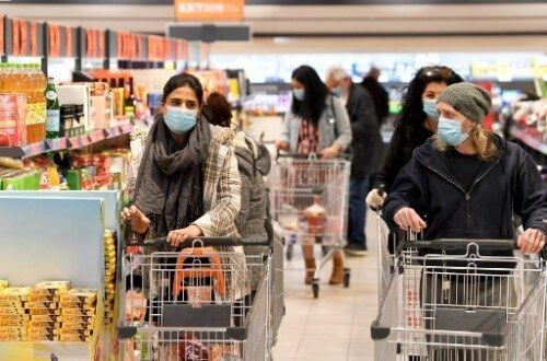 protect yourself from coronavirus when grocery shopping