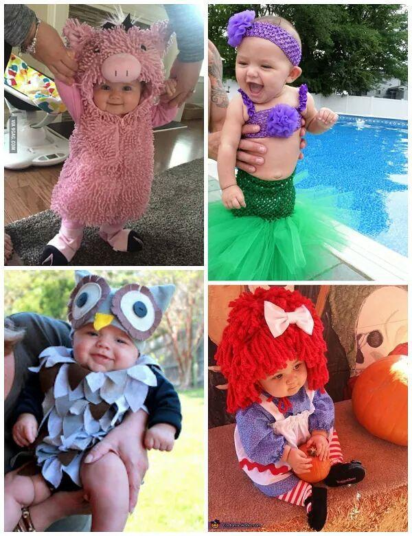 babies Halloween costumes